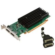 NVS 295 PCIE2 X16 W CBL-256MB GDRR3 2PT DP+DP