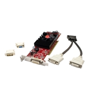 3450 PCI 512MB DMS59 SFF DDR2 Dual Monitor SFF-Sho