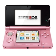 Nintendo 3DS Pearl Pink
