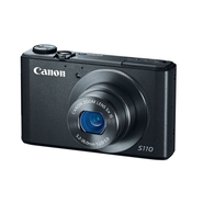 Canon PowerShot S110 Black 12.1 MP 5X Zoom Digital