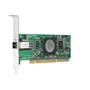 QLogic 2460, Single Port 4Gb Fibre Channel HBA, Lo