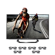 LG 42-inch LED TV - 42LM6200 1080p 120Hz Smart 3D