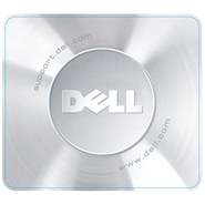 Mouse Pad with Dell Logo