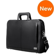 Dell Executive Leather Attache - Fits Laptops with