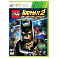 Warner Brothers Lego Batman 2: DC Super Heroes - X