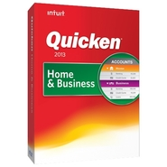 Intuit Quicken Home and Business 2013 - Dell Only