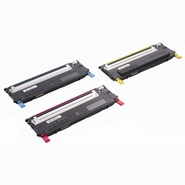 DELL Dell 3-Pack: 3 x 1,000-Page Standard Yield Cy