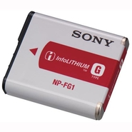 Sony NP-FG1 Lithium-Ion G Type Rechargeable Batter