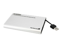 2.5-inch USB SATA External Hard Drive Enclosure wi