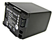 BP-827 HG20 HG21 Camcorder Replacement battery