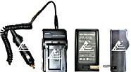 NB-4L Camera Camcorder Battery Replacement Charge