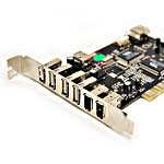  PCI USB/1394a card