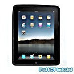 iPad Silicone Cover Black
