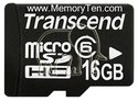 16GB Transflash MSDHC Micro Secure Digital High C