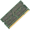 256MB PC2-5300 (667Mhz) 200 pin DDR2 SODIMM (BOL)
