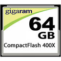 64GB CF Compact Flash Card Hi Speed 400 (CTA)