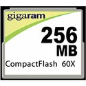 256MB 50p CompactFlash Card 80x Clam, Transcend, 