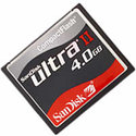 Sandisk 4GB Ultra II 15MB/s SDCFH-4096 or SDCFH-0