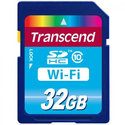 32GB SDHC Card with Wireless WI-FI Class 10 (CRC-