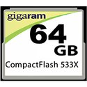64GB 50p CF CompactFlash Card 533x, CRY
