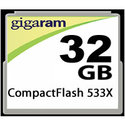 32GB CF Compact Flash Card Hi Speed 533+ (CRP)