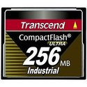 256MB 50p CF CompactFlash Card Industrial, BUV