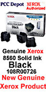8560 Black Solid Ink
