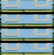 Mac8GB(4X2GB)DDR2PC6400FB