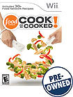 Food Network: Cook or Be Cooked - PRE-OWNED - Nint