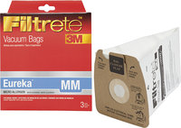 - Filtrete MM Vacuum Bag for Select Eureka and San