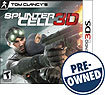 Tom Clancy's Splinter Cell 3D - PRE-OWNED - Ninten