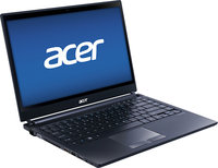 Acer - TravelMate 14   Laptop - 8GB Memory - Alumi