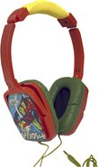 - Iron Man Over-the-Ear Headphones
