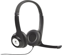 - H390 USB Headset with Noise-Canceling Microphone