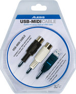 - AudioLink Series 6' MIDI-to-USB Cable