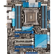 - P9X79 DELUXE Desktop Motherboard