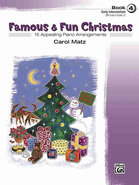 - Famous & Fun Christmas Book 4 Sheet Music