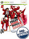 High School Musical 3: Senior Year DANCE - PRE-OWN