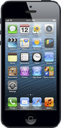 - iPhone 5 with 64GB Memory Mobile Phone - Black &