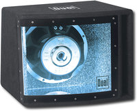 Dual - 10   750W Subwoofer