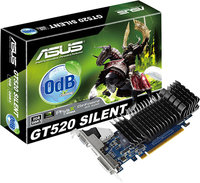 - NVIDIA GeForce GT 520 2GB DDR3 PCI Express 20 Gr