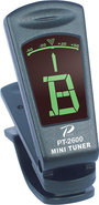 - Clip-On Mini Chromatic Tuner