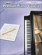 - Premier Piano Course Theory Book 3 Instructional