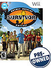 Survivor - PRE-OWNED - Nintendo Wii