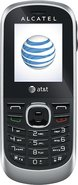 - Alcatel 510A No-Contract Mobile Phone - Black/Si