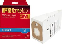 - Filtrete N Vacuum Bag for Select Eureka and Whit