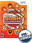 Mini Clip Sushi Go Round - PRE-OWNED - Nintendo Wi