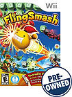 Fling Smash - PRE-OWNED - Nintendo Wii