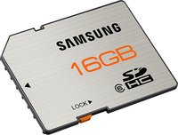 - High Speed 16GB Secure Digital High Capacity (SD