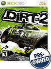 DiRT 2 - PRE-OWNED - Xbox 360